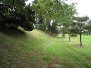 圖片7位於淡水高爾夫球場內的內城岸