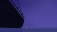 S02E11 Pocket falls overboard again