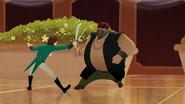 TBEA Eugene versus big ruffian
