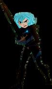 Moonstone Cassandra With Sword