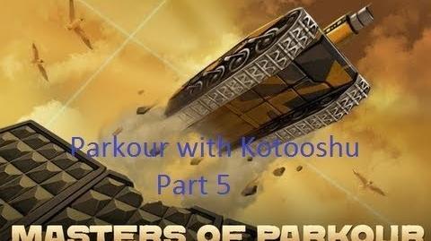 Tanki Online Parkour with Kotooshu Ep