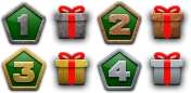 Daily Missions Chain icons