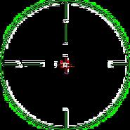Turret shaft m0 scope