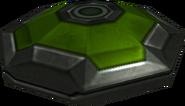 Mine green