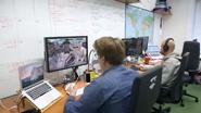 V-Log 64 Unity3D closed testing staff Semyon Kirov and Maksim Khusainov