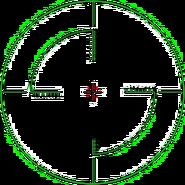 Turret shaft m2 scope