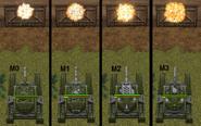 Smoky Upgrade visual differences