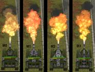Firebird Upgrade visual differences