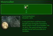 In-game Moonwalker