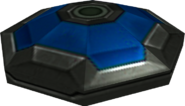 Mine blue