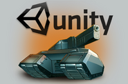 Tanki Unity3D March 2014 logo