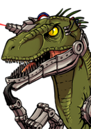 Sprite Avatar Raptor
