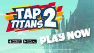 Tap Titans 2 - Cinematic Trailer