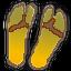 Craftitude ingredient sandals