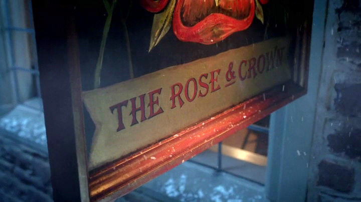 The Rose & Crown (The Snowmen)