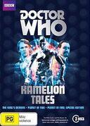 Kamelion Tales DVD box set Australian cover