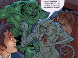 Reign of the Stone Monkey (comic story)