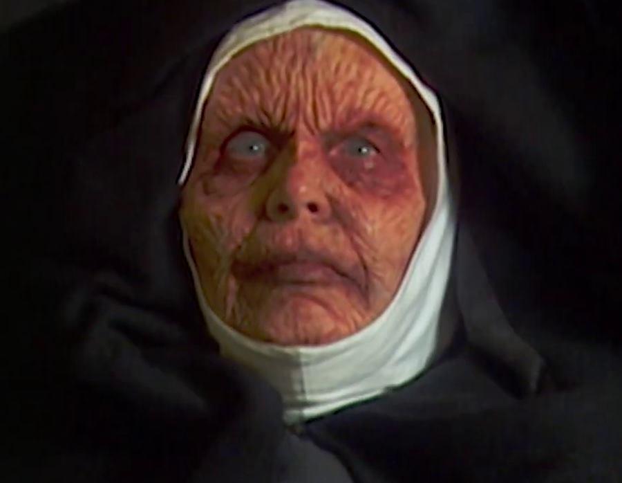 The Abbess (Eye of the Gorgon)