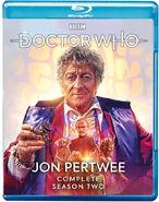Doctor Who Jon Pertwee Season 2