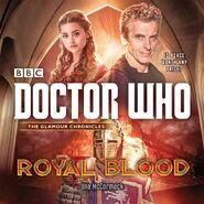 Royal Blood audiobook cover