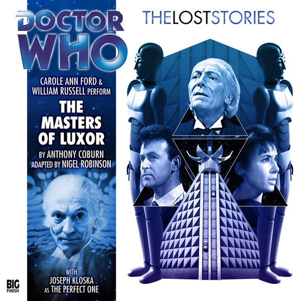 The Masters of Luxor (audio story)