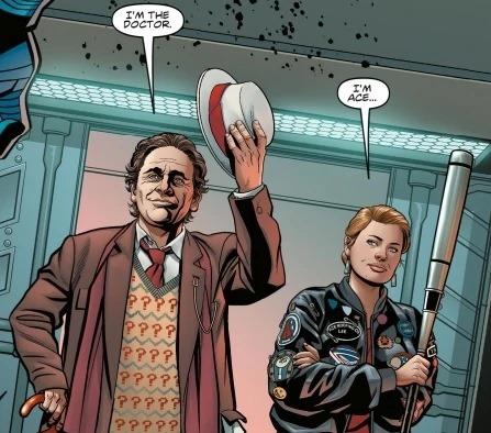 The Armageddon Gambit (comic story)