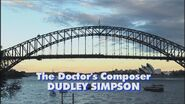 The Doctor's Composer Part Two 1