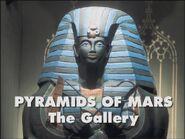 Pyramids of Mars The Gallery