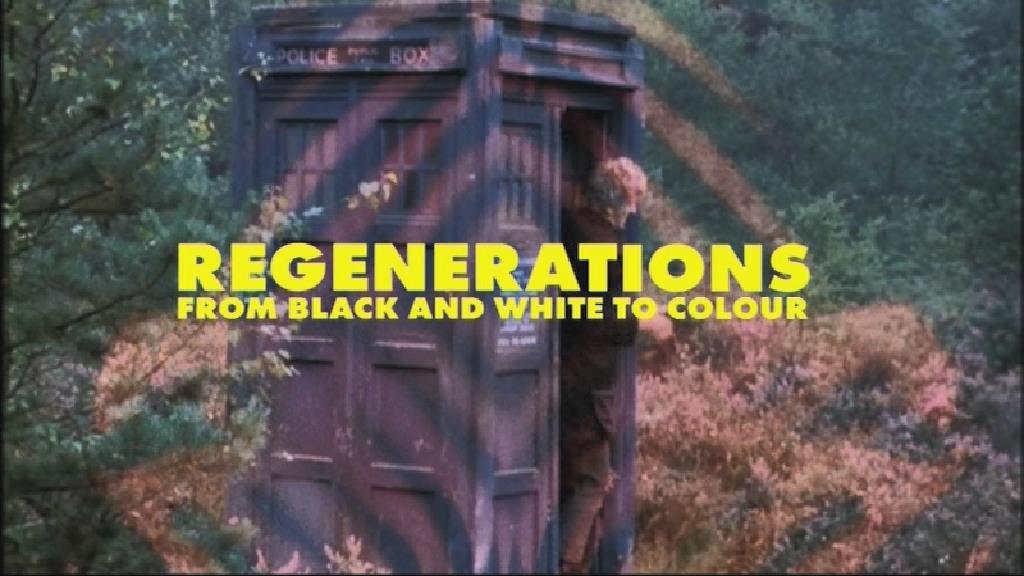 Regenerations: From Black and White to Colour (documentary)