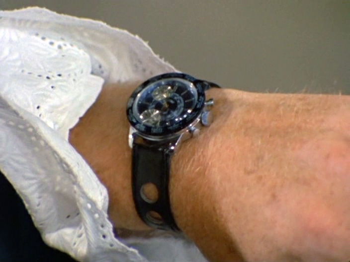 TARDIS homing watch
