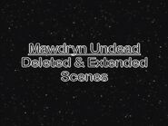 Mawdryn Undead Deleted & Extended Scenes