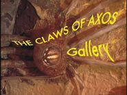 The Claws of Axos Gallery