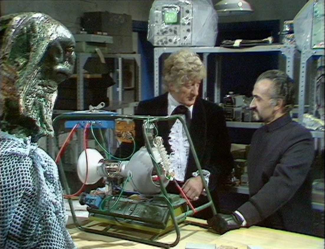 The Doctor and the Master working on machine - Sea Devils.jpg