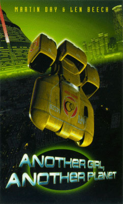 Another Girl, Another Planet (novel)