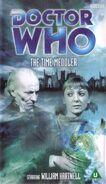 The Time Meddler UK VHS