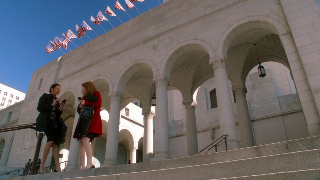 Washington DC City Hall
