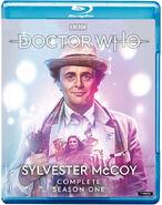 Doctor Who Sylvester McCoy Season 1
