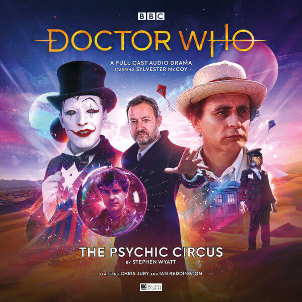 The Psychic Circus (audio story)