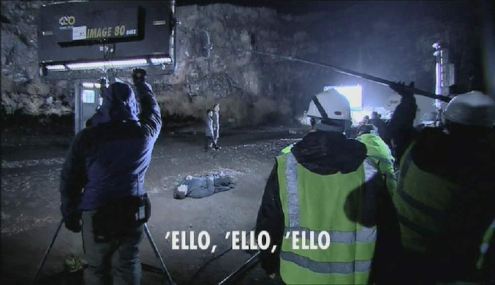 'Ello, 'Ello, 'Ello (CON episode)