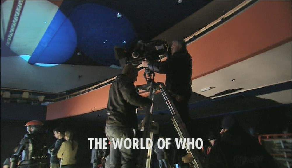 The World of Who (CON episode)