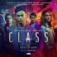 Class The Audio Adventures Volume Three