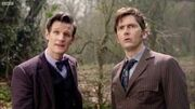 Eleventh_Doctor_Meets_The_Tenth_Doctor_-_Doctor_Who_-_Day_of_the_Doctor_-_BBC