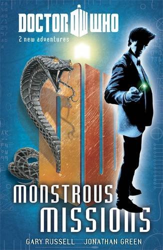 Monstrous Missions (anthology)