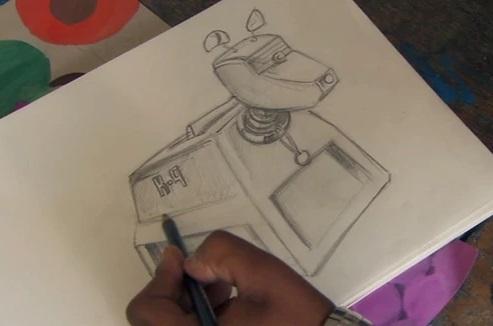 K9 Mark IV drawing