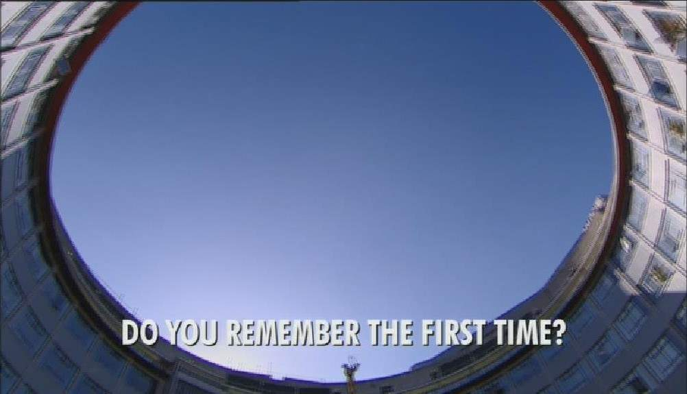 Do You Remember the First Time? (CON episode)
