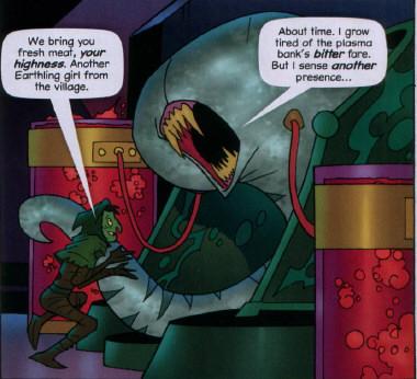 The Curse of Vladula (comic story)