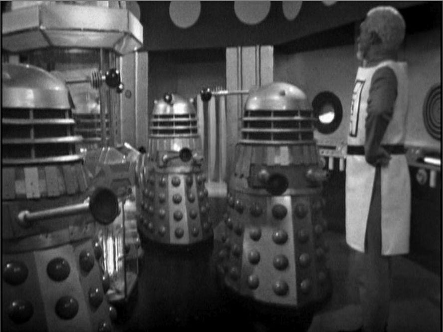 The Daleks' Master Plan (TV story)