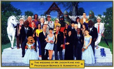 The Wedding of Jason Kane and Bernice Summerfield.jpg