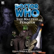 The Maltese Penguin cover