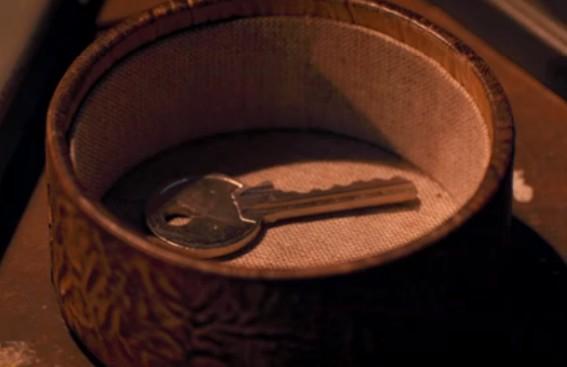 The Doctor's spare TARDIS key
